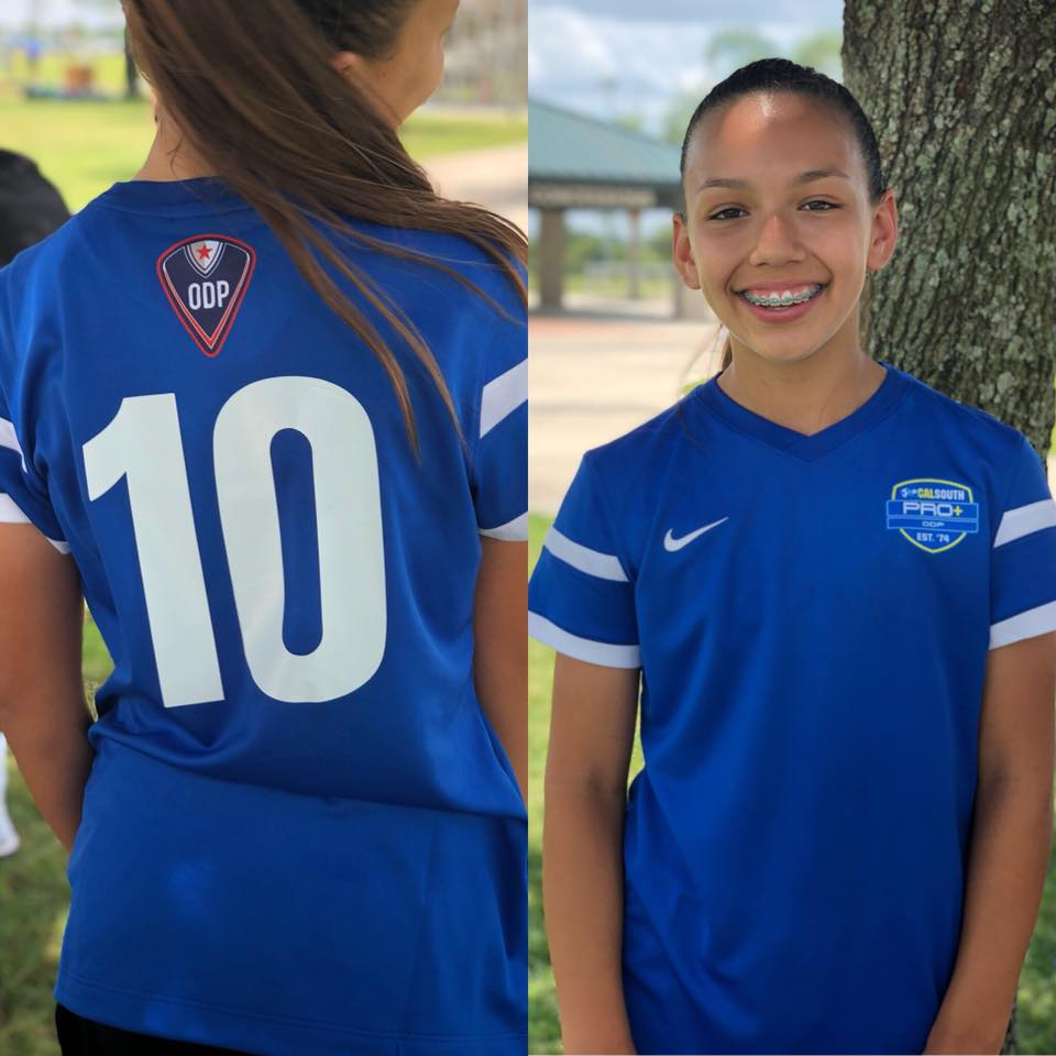 Liberty Ortiz from our G-04 Ortiz representing CalSouth ODP