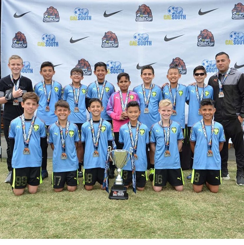 Marcos B08 State Cup Finalists