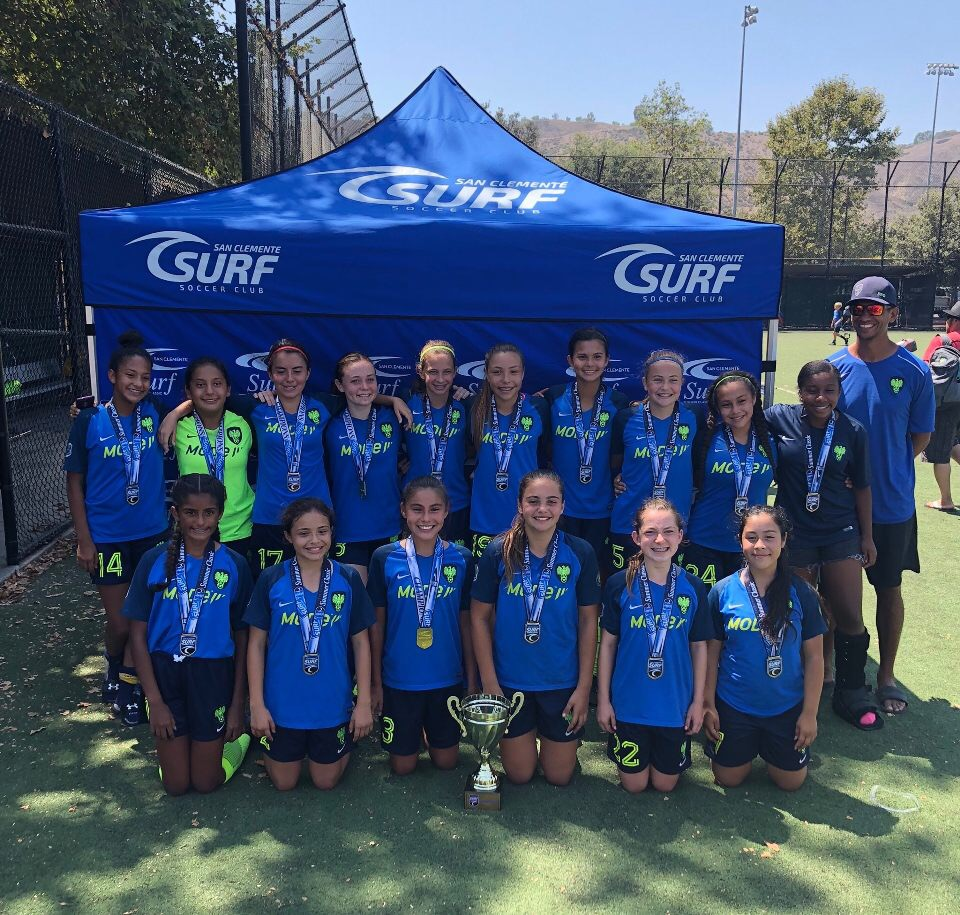 FFC G05 - Garcia San Clemente Surf Classic Champions!
