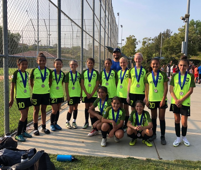 FFC G06 - Flores - Fullerton Rangers Tournament Finalists