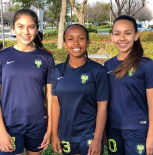 Freedom FC G04 Players Earn ODP Selection