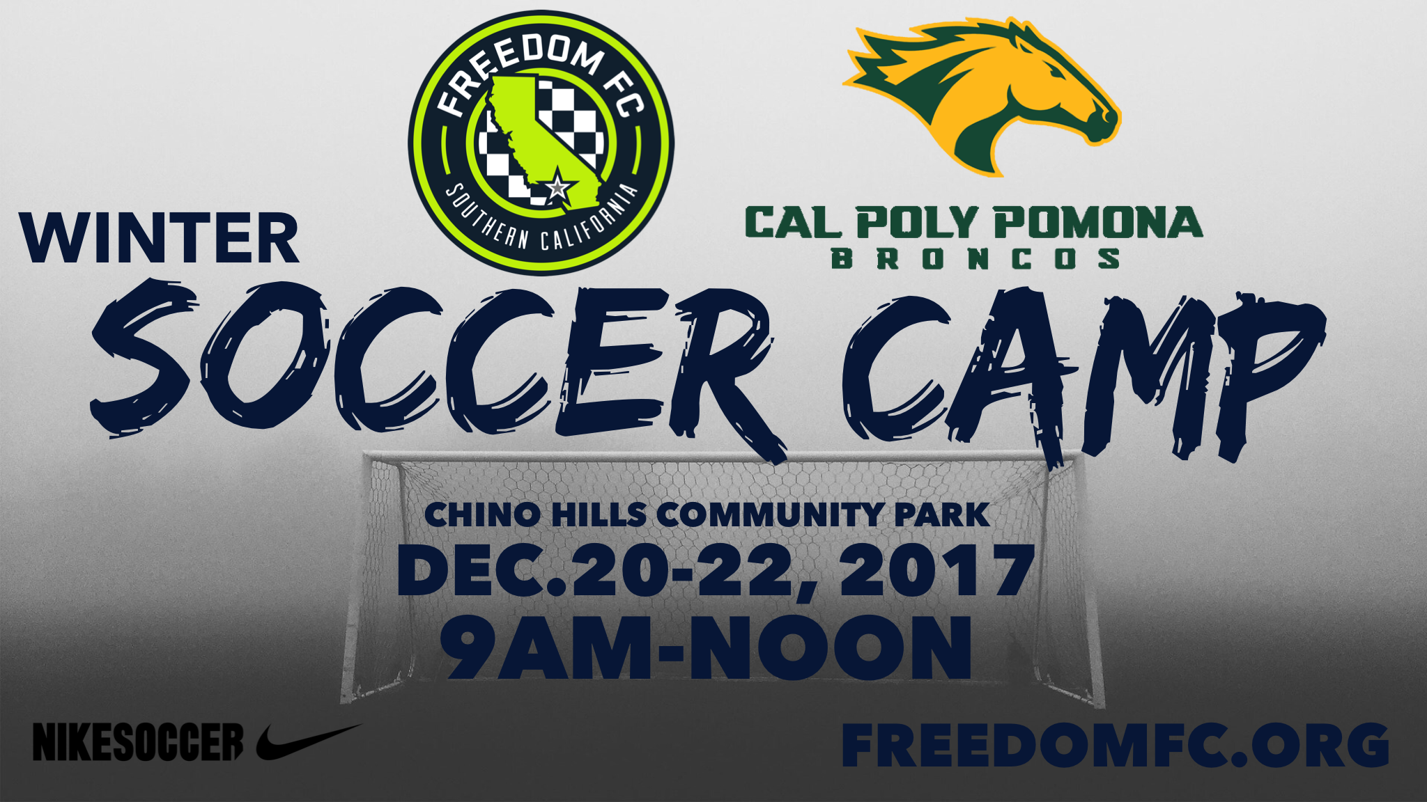 FFC 2017 Winter Camp with Cal Poly
